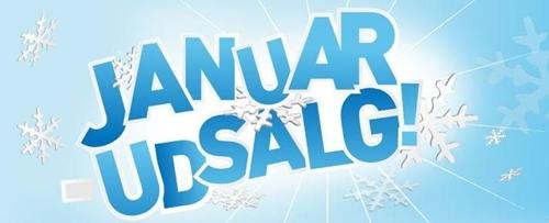 januarudsalg