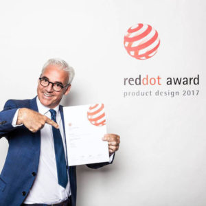 nine eyewear reddot award