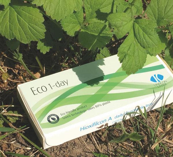Eco 1-day kontaktlinser