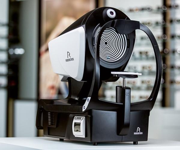 Rodenstock Eyescanner